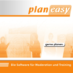 "CD-Cover der Software ""planeasy"""